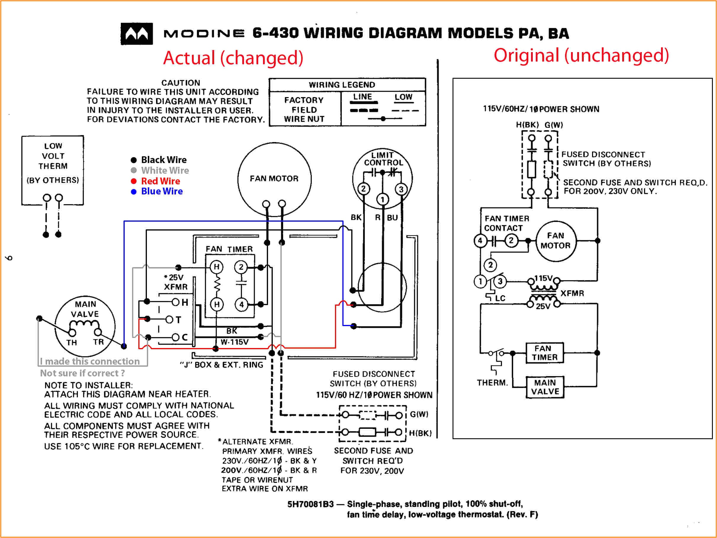 addition electric motor wiring diagram on dayton 115v