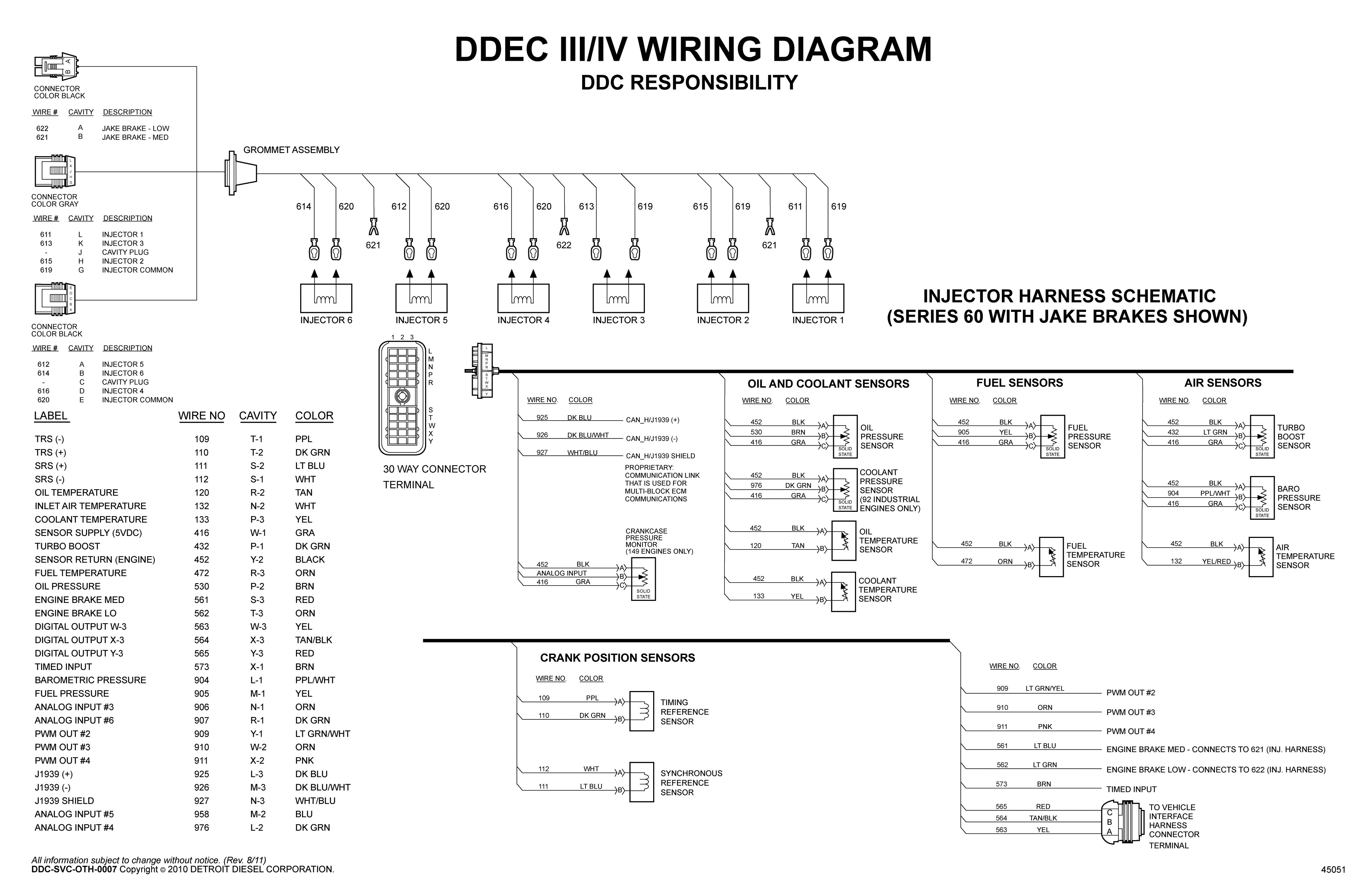 detroit series 60 ecm wiring diagram for diesel jpg