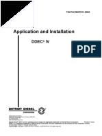 ddeciv application installation manual diesel engine manual transmission