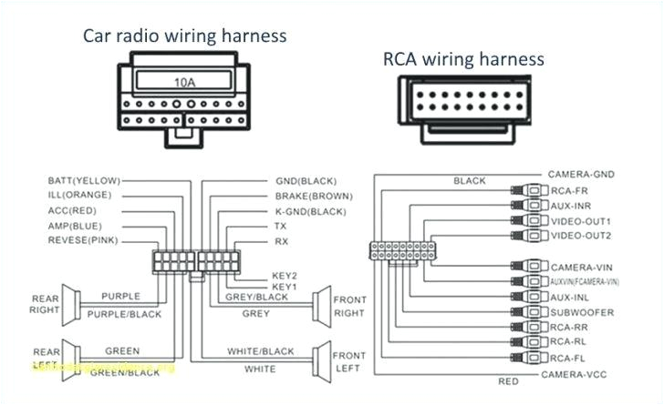 wiring diagram for pioneer deh 6400bt