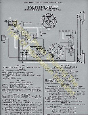 details about 1921 1924 ford model t car wiring diagram electric system specs 591