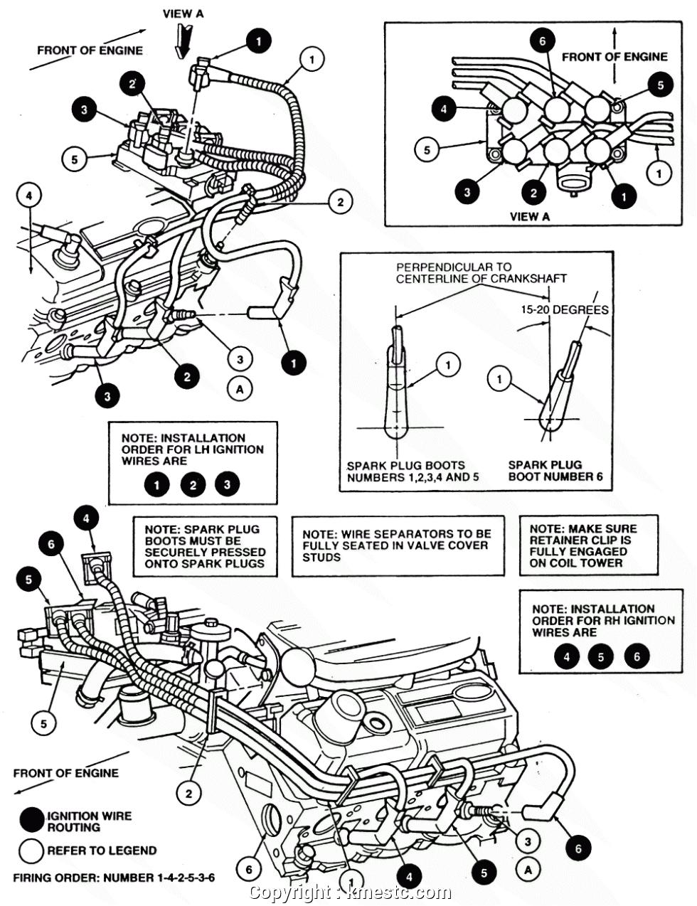 diagram spark plug wire separators wiring diagram toolboxmustang spark plug wire diagram wiring diagram centre diagram