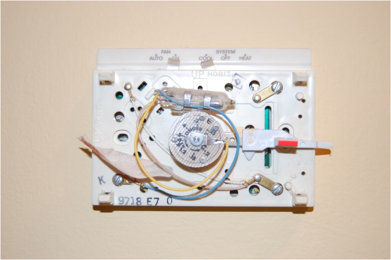 need help with identifying wiring on white rodgers thermostat hvac white rodgers thermostat manual 1f56