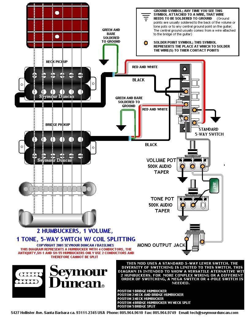 wiring diagram wiring diagram guitar