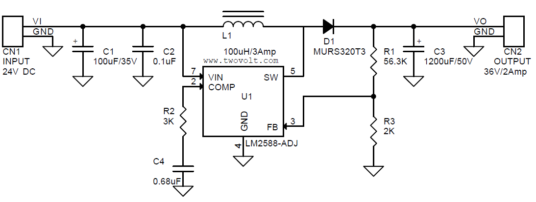step up down dc dc converter circuit diagram circuit diagrams free circuit diagram dc step down converter circuit converter circuit