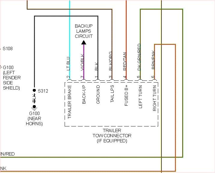 2003 dodge ram trailer wiring data diagram schematic 2002 dodge ram 2500 trailer wiring harness diagram