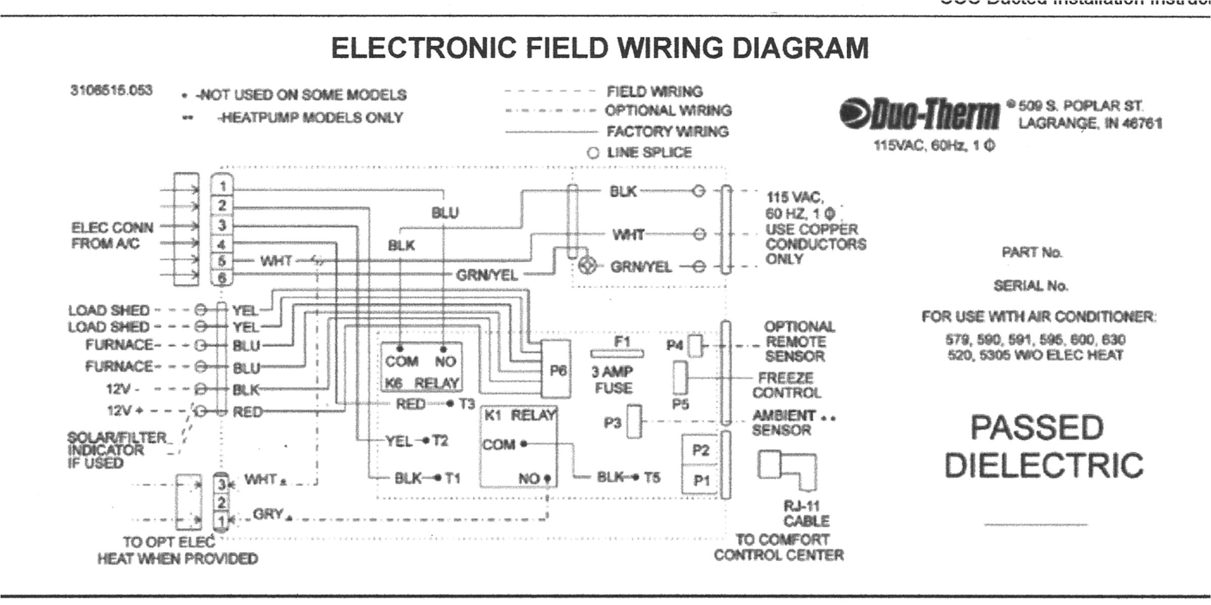 dometic parts diagram fresh dometic wiring diagrams