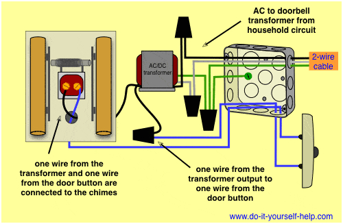 doorbell wiring diagram gif