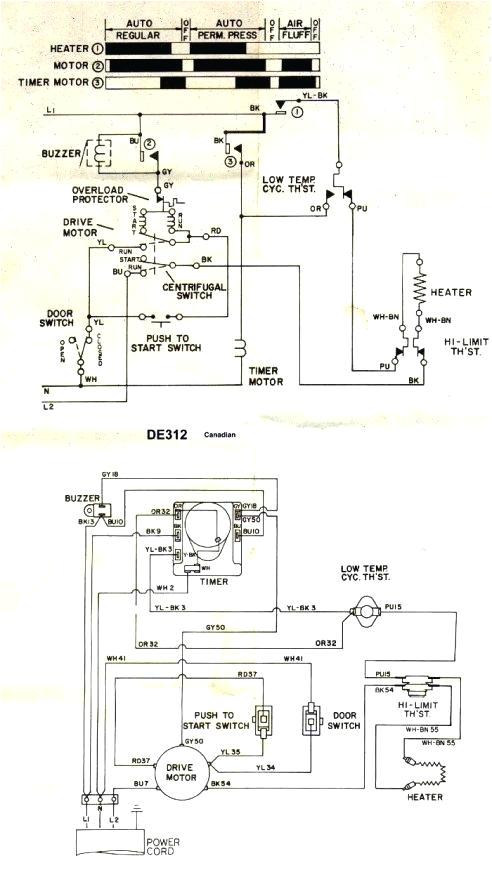 maytag dryer wiring diagram best dryer wiring diagram ac diagrams schema