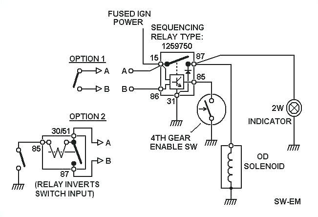 marine solenoid wiring diagram marine trim tab replacement parts boat starter solenoid wiring