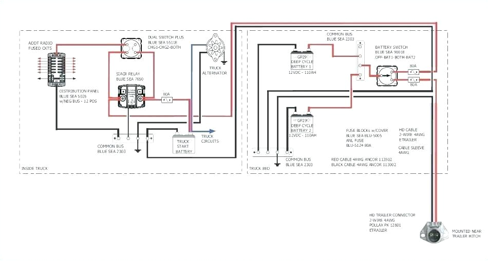 dual battery system wiring diagram pro boat marine