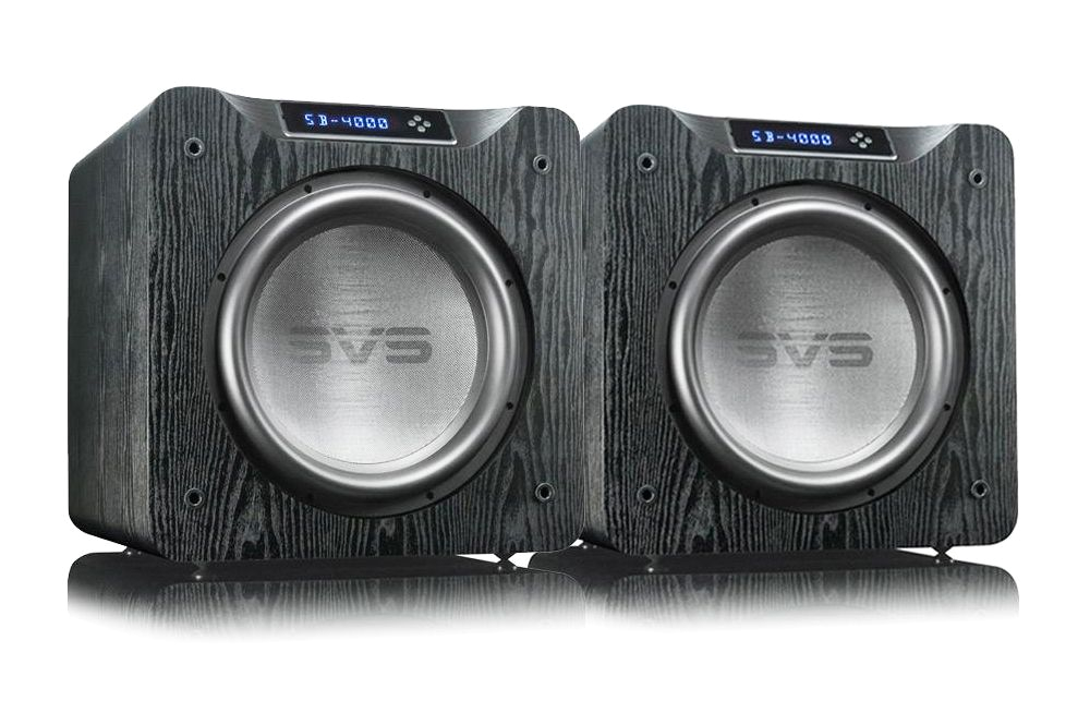 how to connect two or more subwoofers in a home theater setup