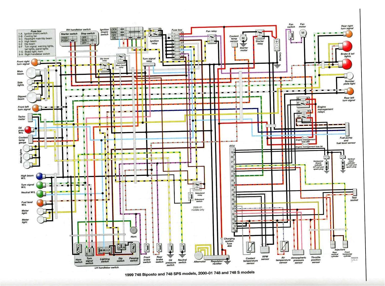 ducati 996 wiring diagram wiring diagram blogducati 996 fuse box wiring diagram technic ducati 996 wiring