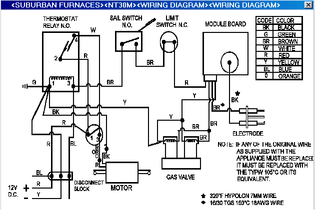 rv heater wiring diagram wiring diagram imgrv heater wiring diagram wiring diagram used suburban rv furnace