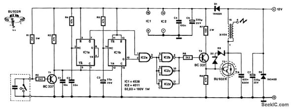 newtronic ignition wiring diagram