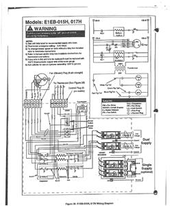 solved wiring diagram for electric furnance model fixya rh fixya com e1eb 015ha parts e2eb 012ha wiring diagram