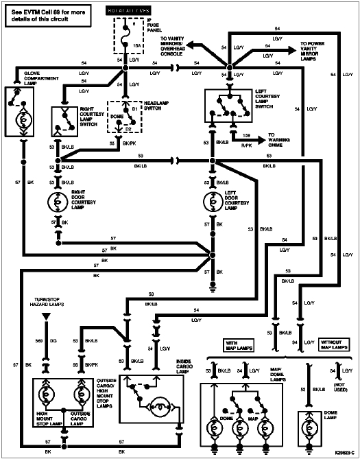 gremlins in the wires u2026 ford bronco forumwiring diagrams for a 92 f150 e40d vehicle
