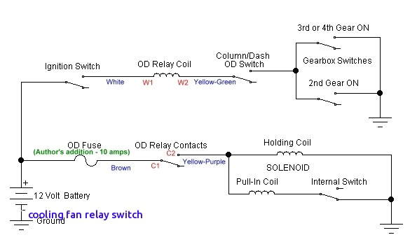 push button starter switch wiring diagram lovely 48 best 12 volt relay wiring diagram push button starter