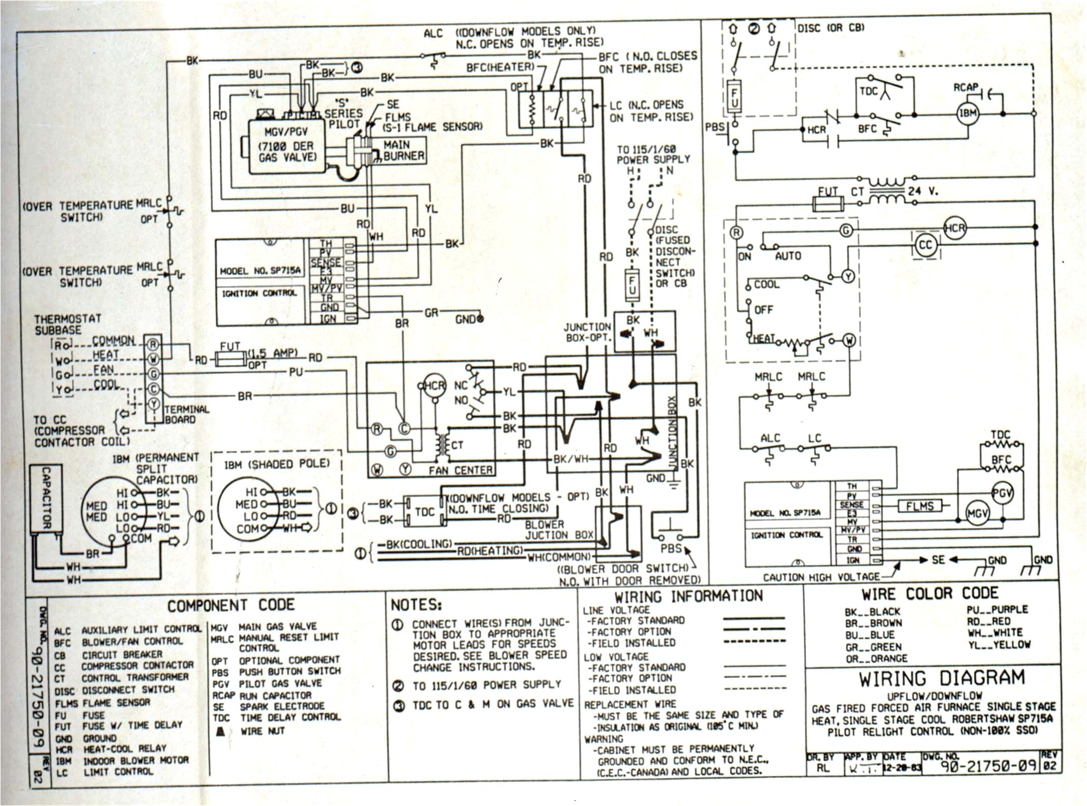 heil electric furnace wiring diagram wiring diagram