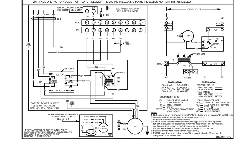 heat strip wiring diagram wiring diagram name goodman heat strip wiring diagram goodman electric heat strip