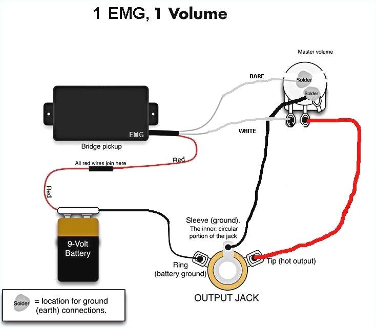 emg bass pickups wiring diagram unique emg wiring book basic wiring diagram