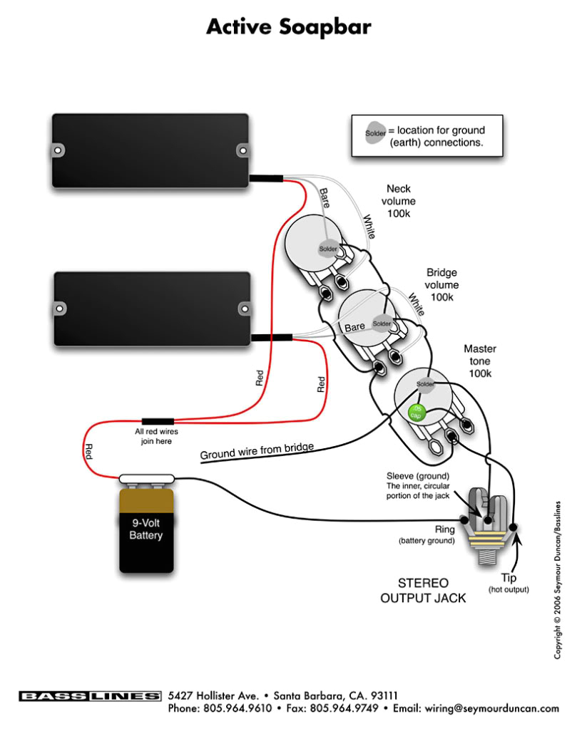 sss active b pickup wiring diagram electrical wiring diagram b pickup wiring diagram