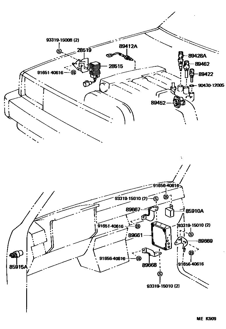 pnc 83420 is the engine coolant temp sender
