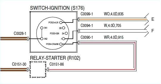 small engine key switch wiring wiring diagram repair guides small engine key switch wiring