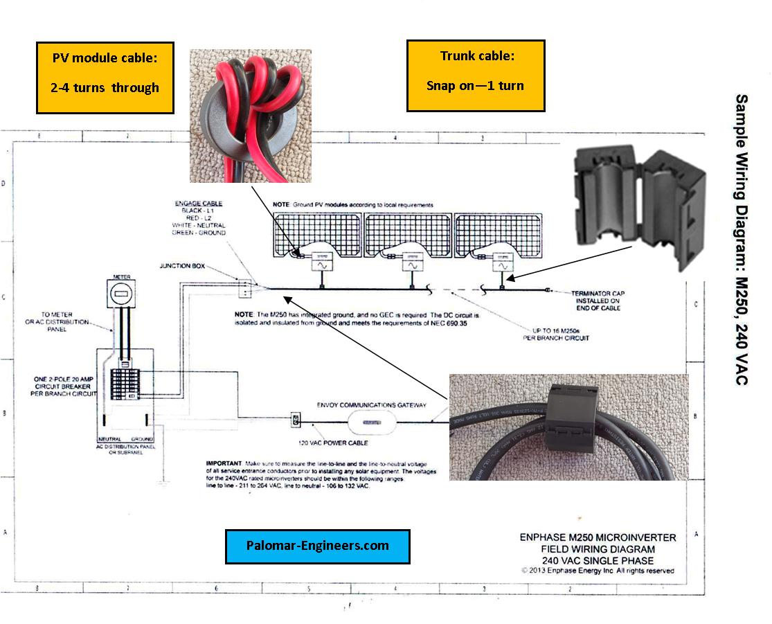 palomar engineers solar interference filter installation diagram 2