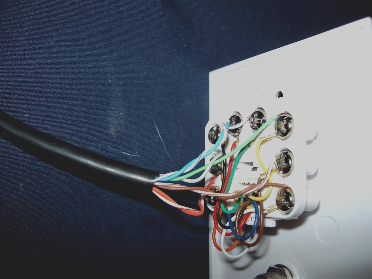 cat5 wall plate wiring diagram 27 amazing ce tech cat5e wiring diagram cat5 wall plate cat 5 jack whole also 15q jpg