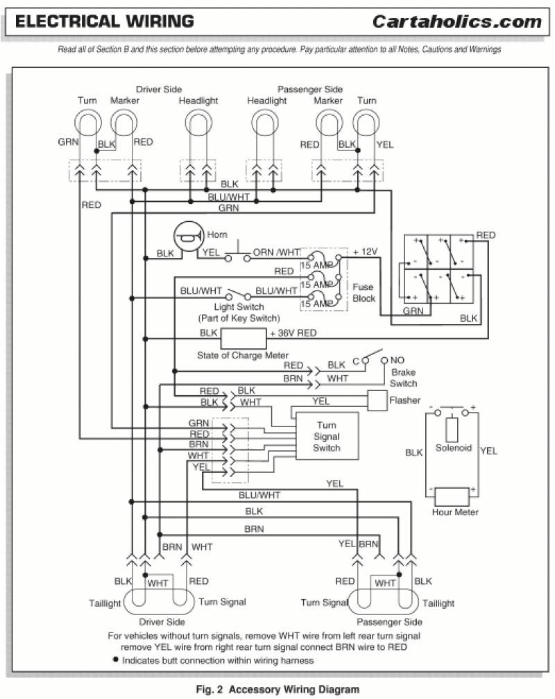 ezgo light wiring diagram diagrams schematics for ez go electric golf cart in ezgo wiring diagram golf cart gif