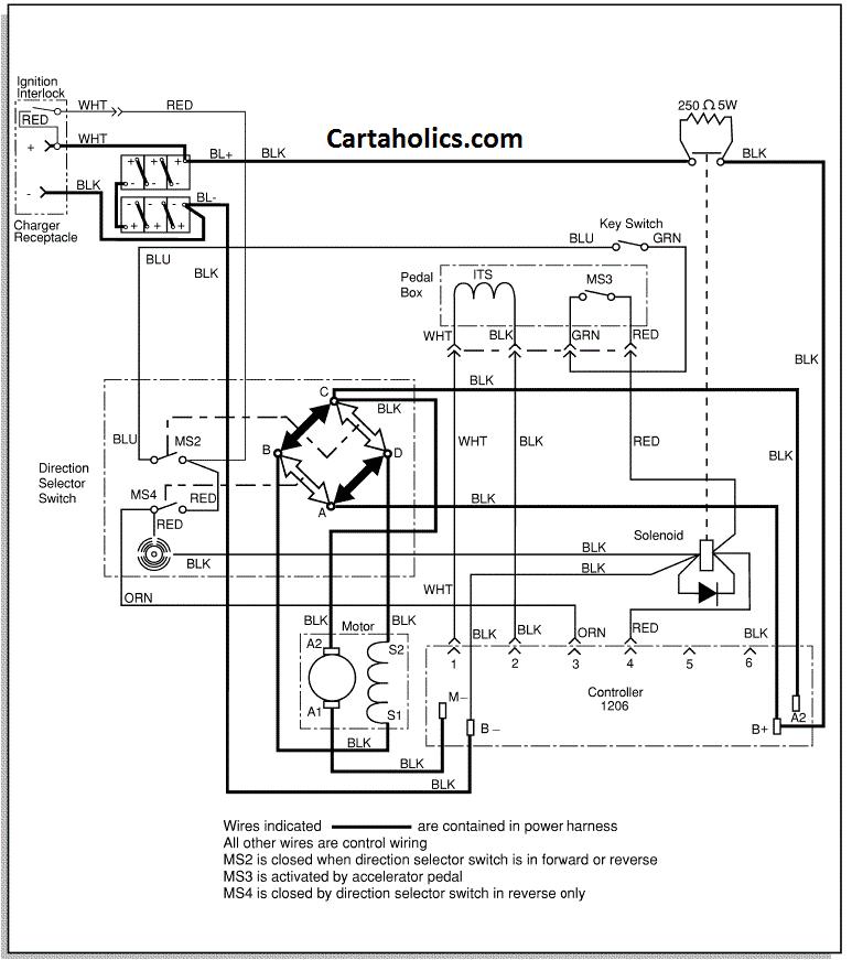 ezgo txt wiring diagram series gif