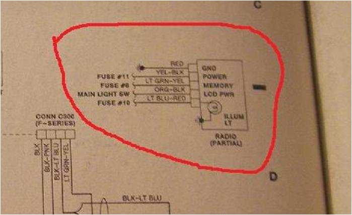 91 ford stereo wiring diagram wiring diagram week 1991 ford f 250 radio wiring manual e