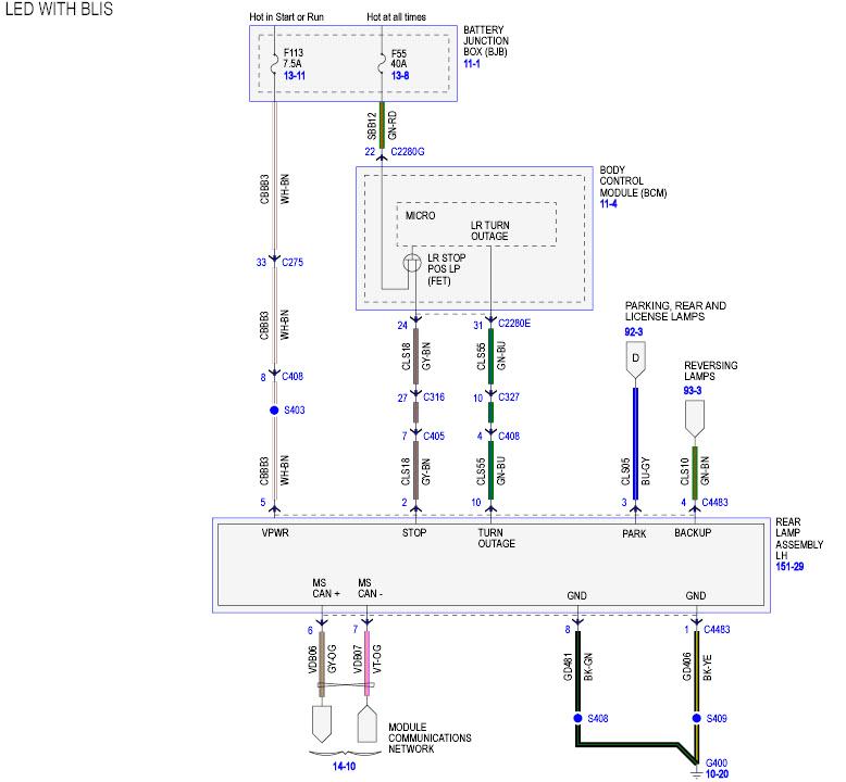 453067d1477128783 led bliss tail light wiring diagram lh rear lamp jpg