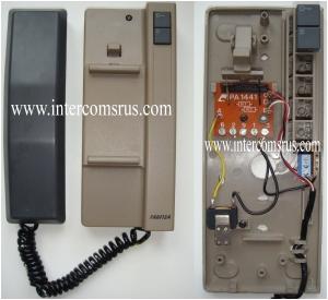 Farfisa Intercom Wiring Diagram Intercom Handset Finder tool Find Intercom Handsets Door Entry