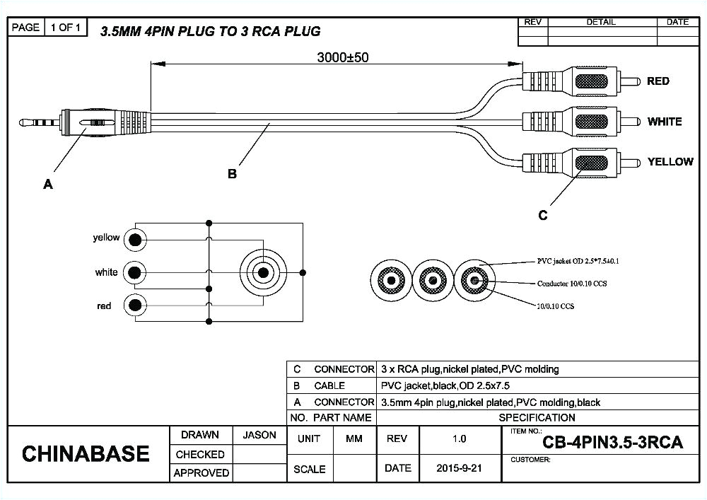 rca jack wire diagram wiring diagram headset plug wiring diagram of rca