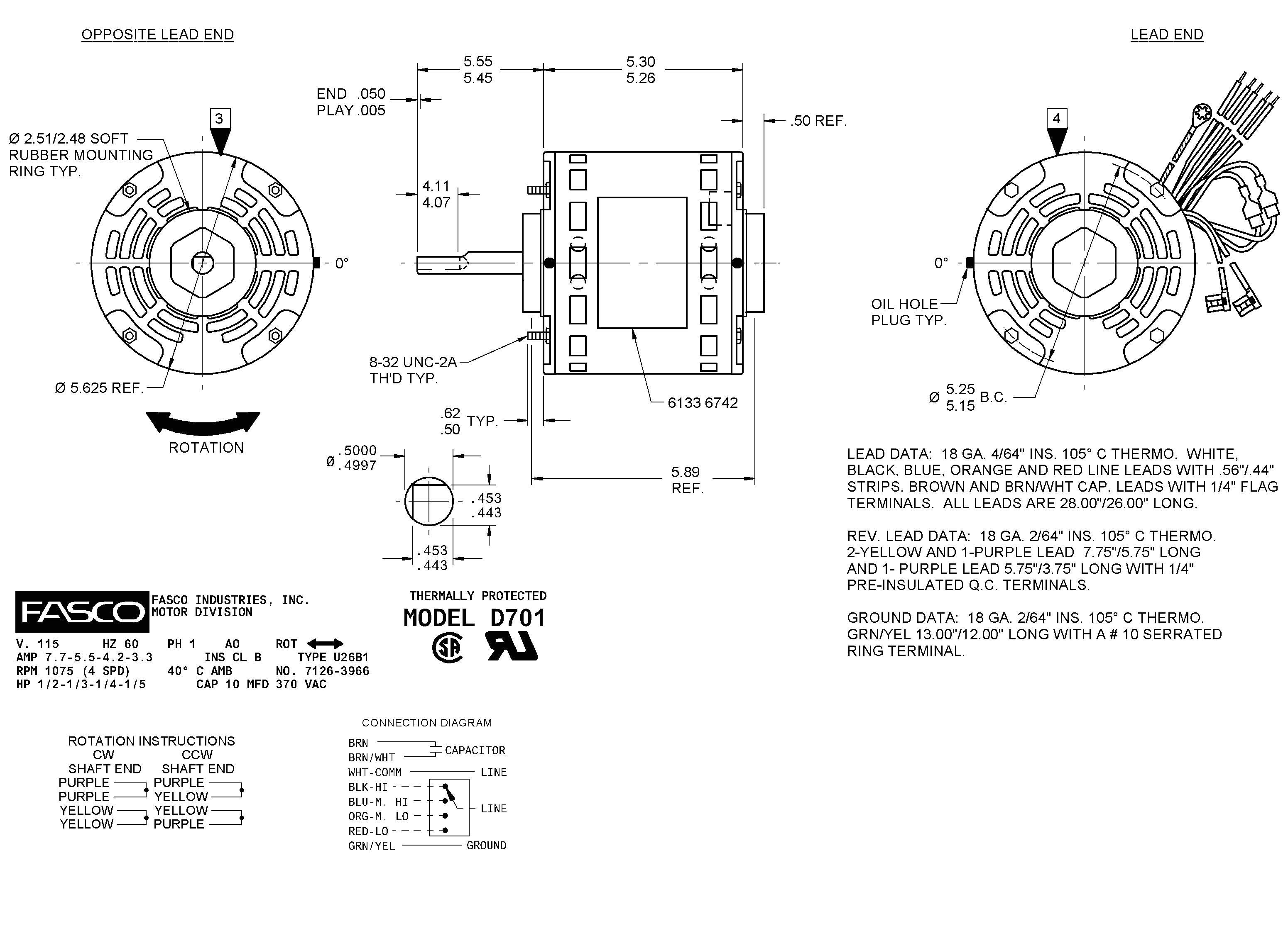 fasco d701 wiring wiring diagram datasource