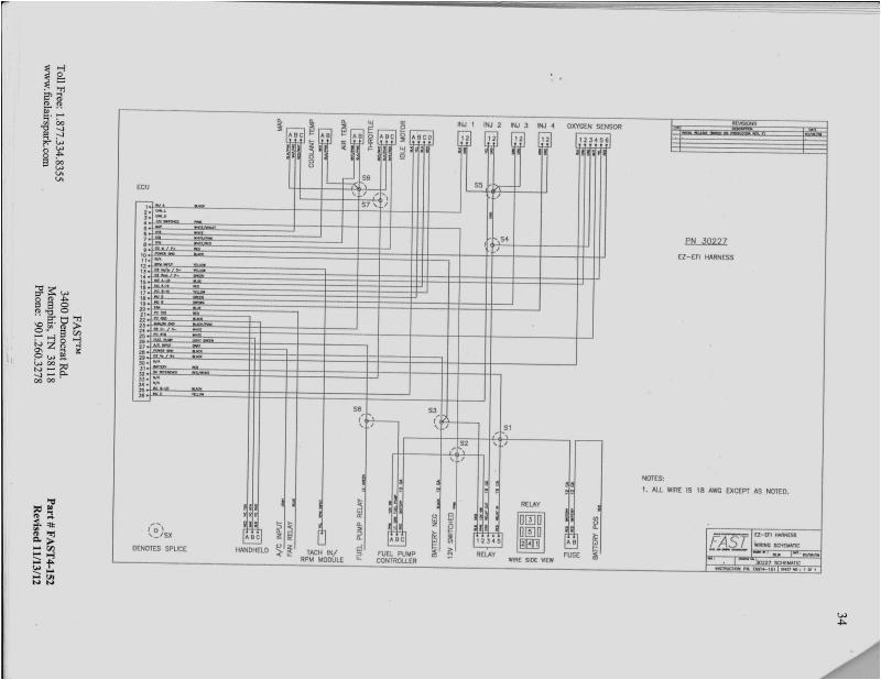 ez efi wiring diagram ffcars com factory five racing ez wire schematic