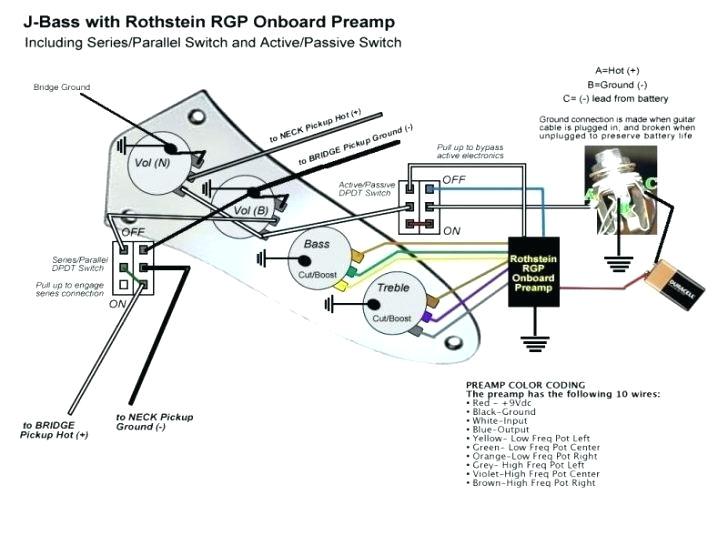 precision power subwoofer wiring diagram caribbeancruiseship org active jazz b wiring diagram