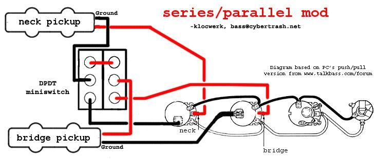 series parallel wiring diagram