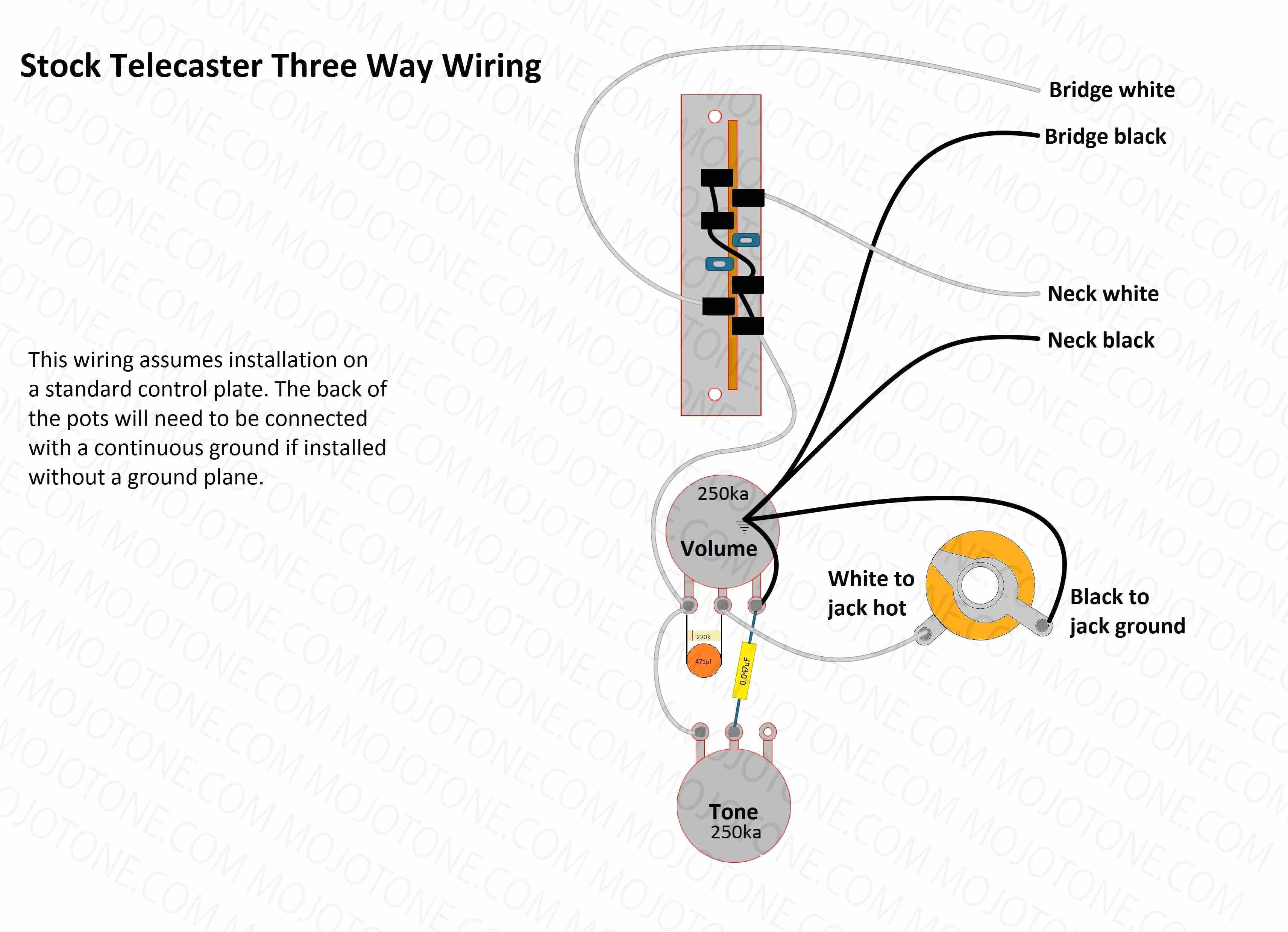 fender tele wiring diagram wiring diagram basic