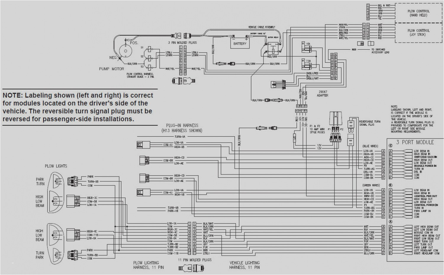 fisher plow 11 pin wire harness diagram wiring diagram sheet fisher minute mount plow wiring harness diagram fisher wiring harness diagram
