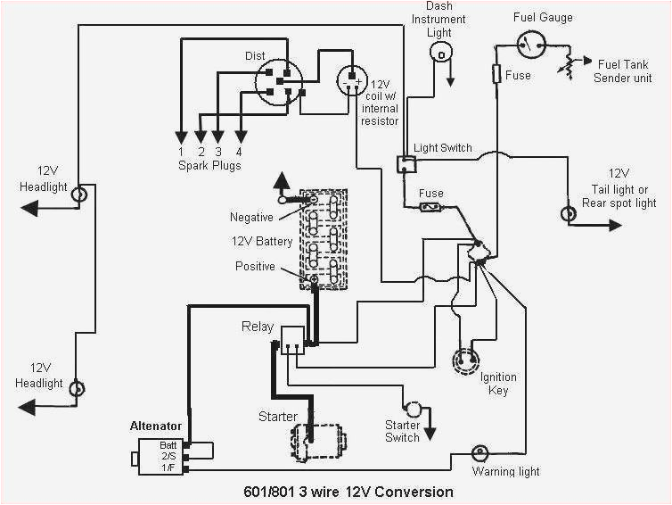 Ford 2000 Tractor Wiring Diagram ford 3000 Wiring Diagram 12v Wiring Diagrams Bib