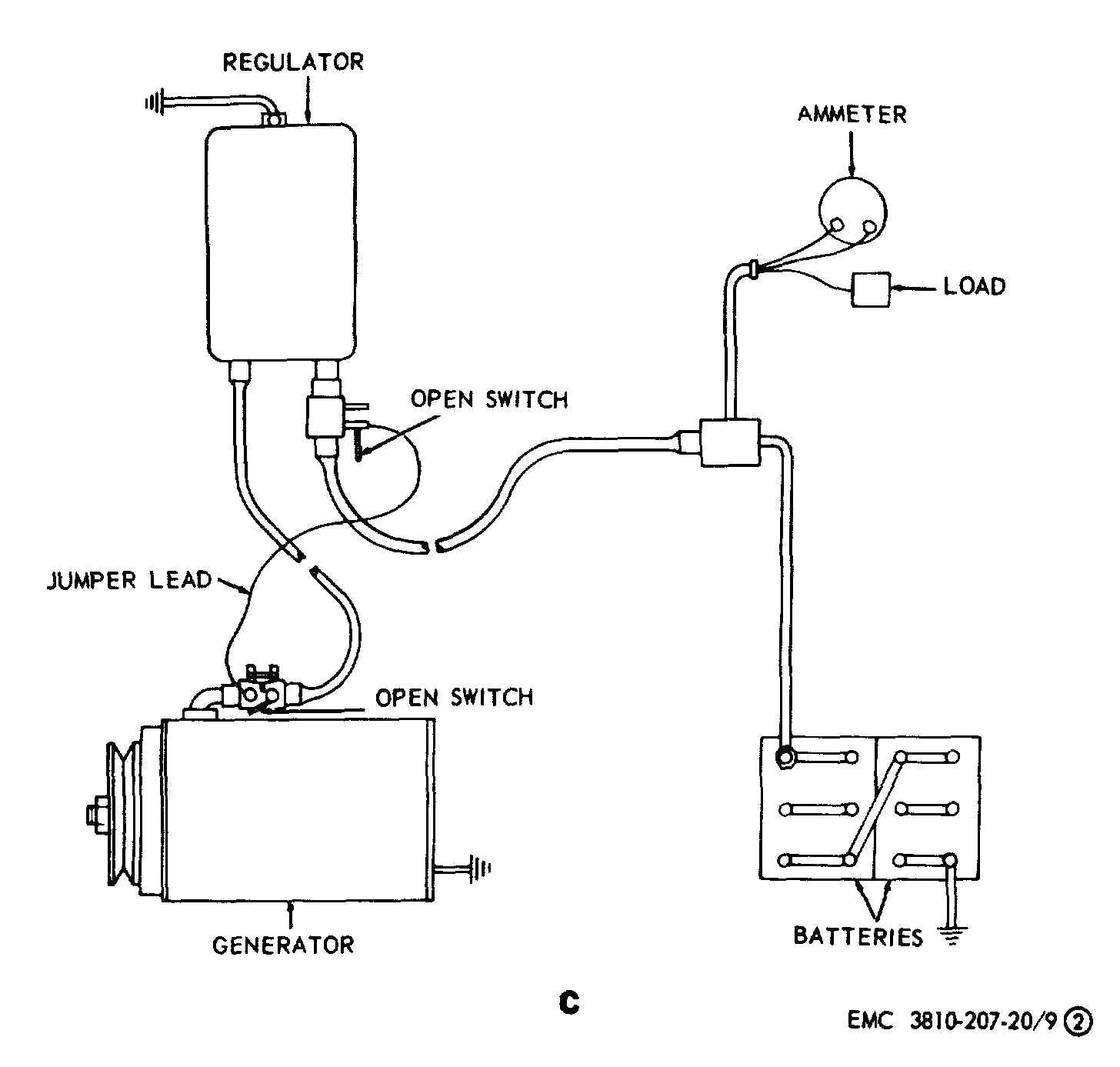 vw 12 volt regulator wiring diagram wiring diagram name amp gauge wiring diagram it47 bt j1