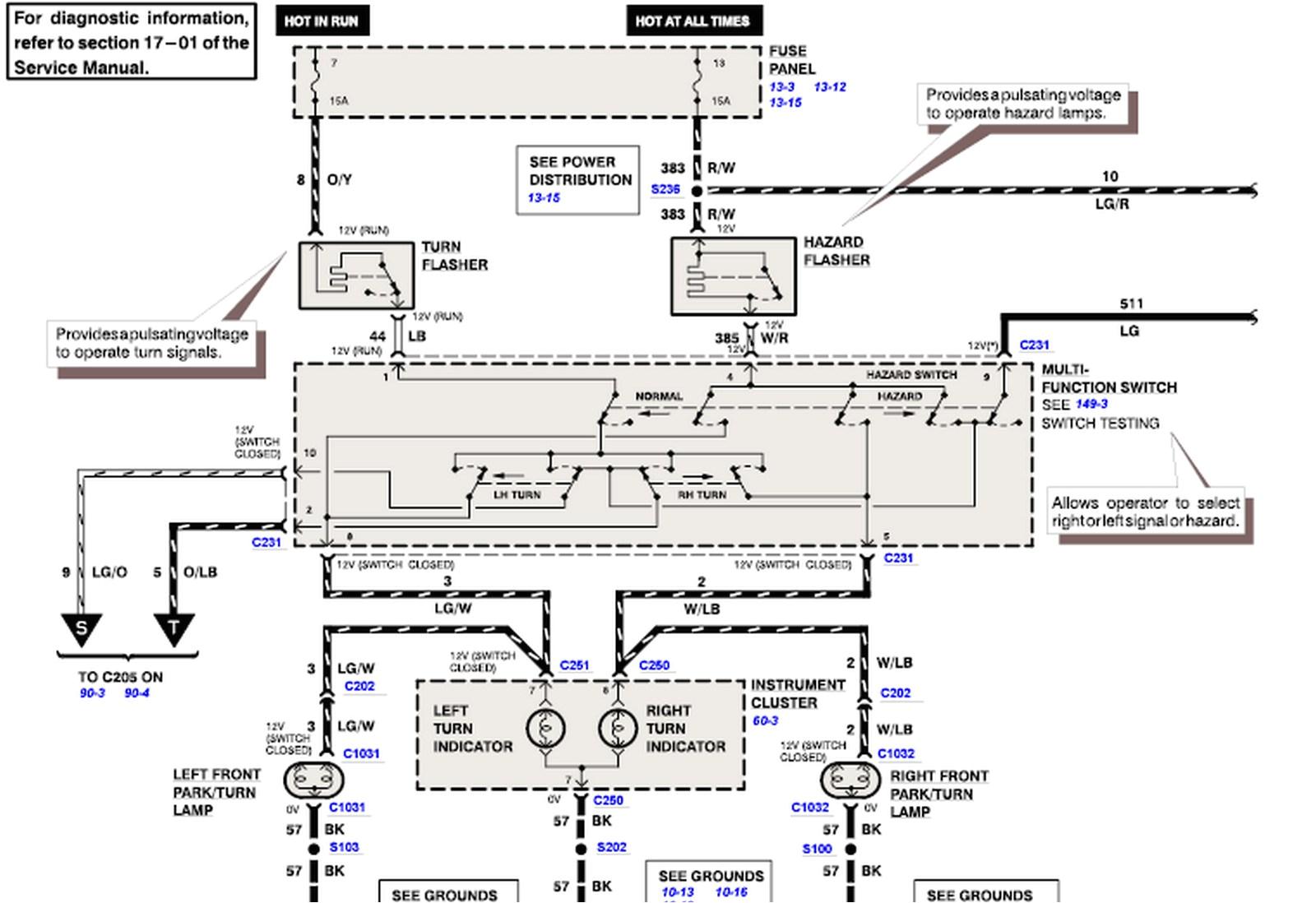 ford f350 trailer wiring diagram