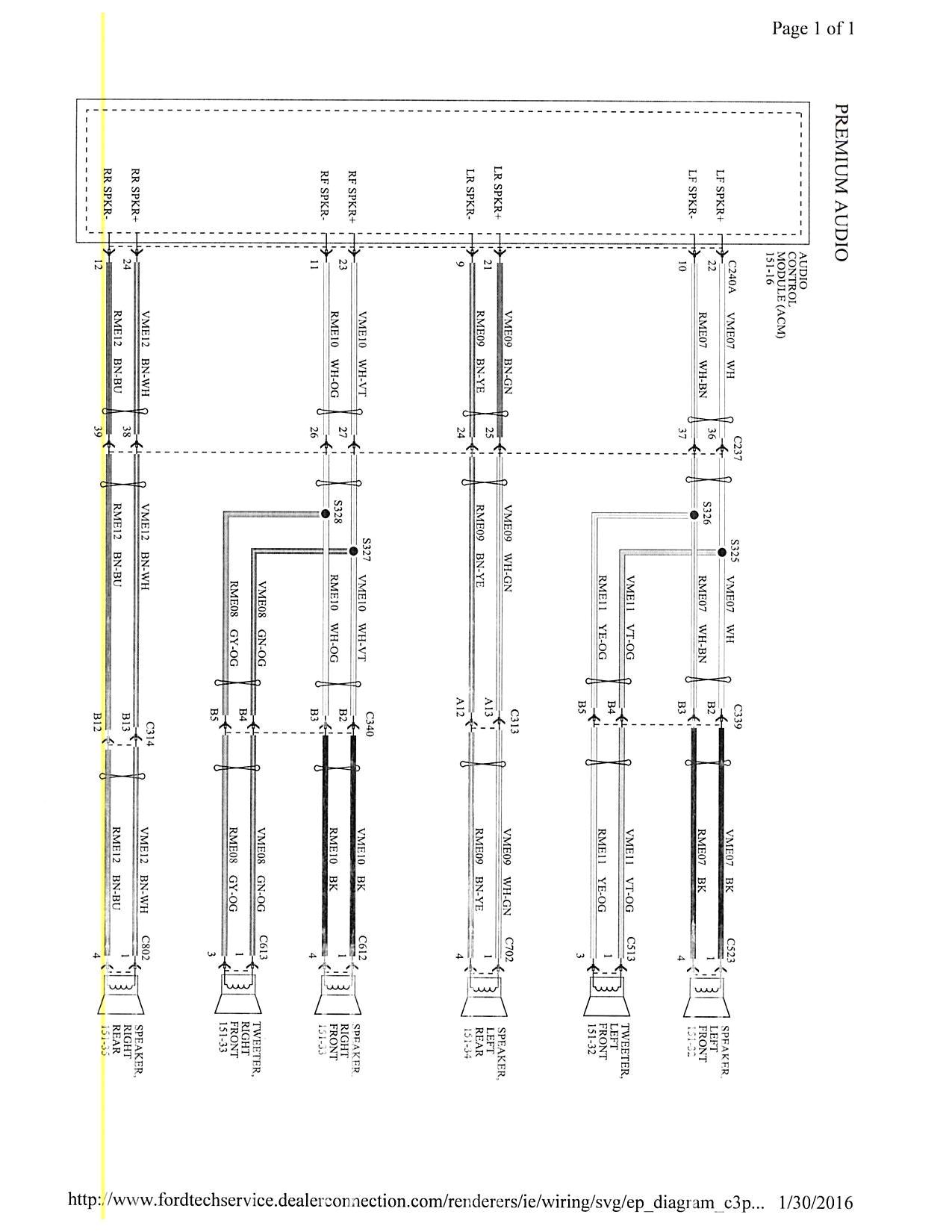 ford focus radio wiring wiring diagram centre focus wiring diagram focus wiring diagram