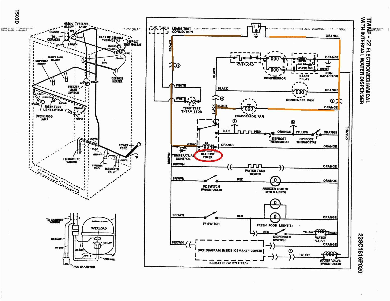 fridgemaster thermostat wiring diagram best of kenmore refrigerator ice maker schematic get free image about wiring