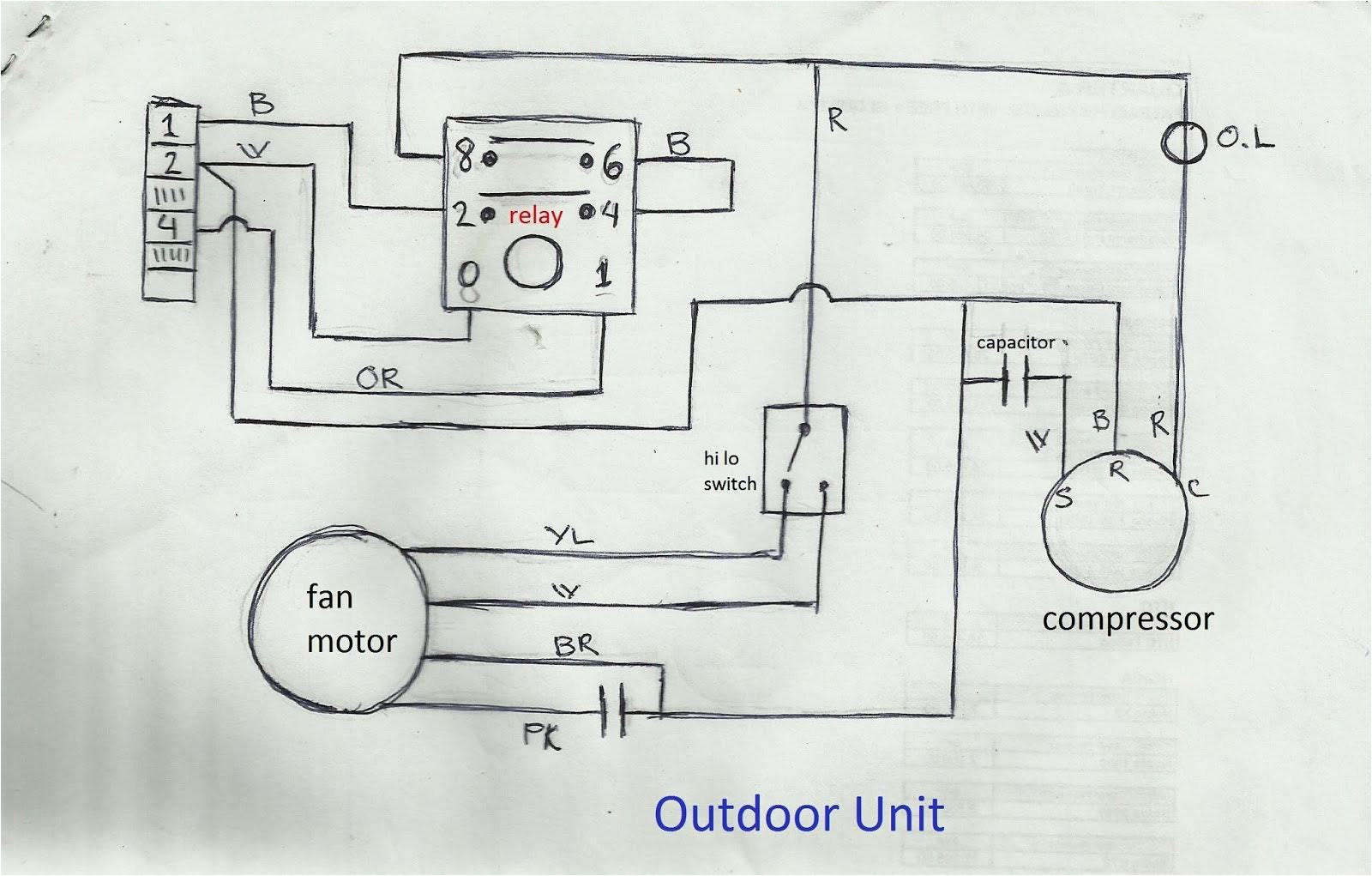 wiring diagram mini split fujitsu heat pump free download wiringfujitsu wiring diagram 16