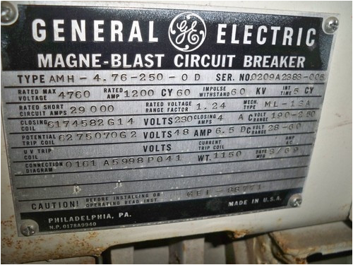 ge magne blast wiring diagram awesome 45 best magne blast circuit breaker