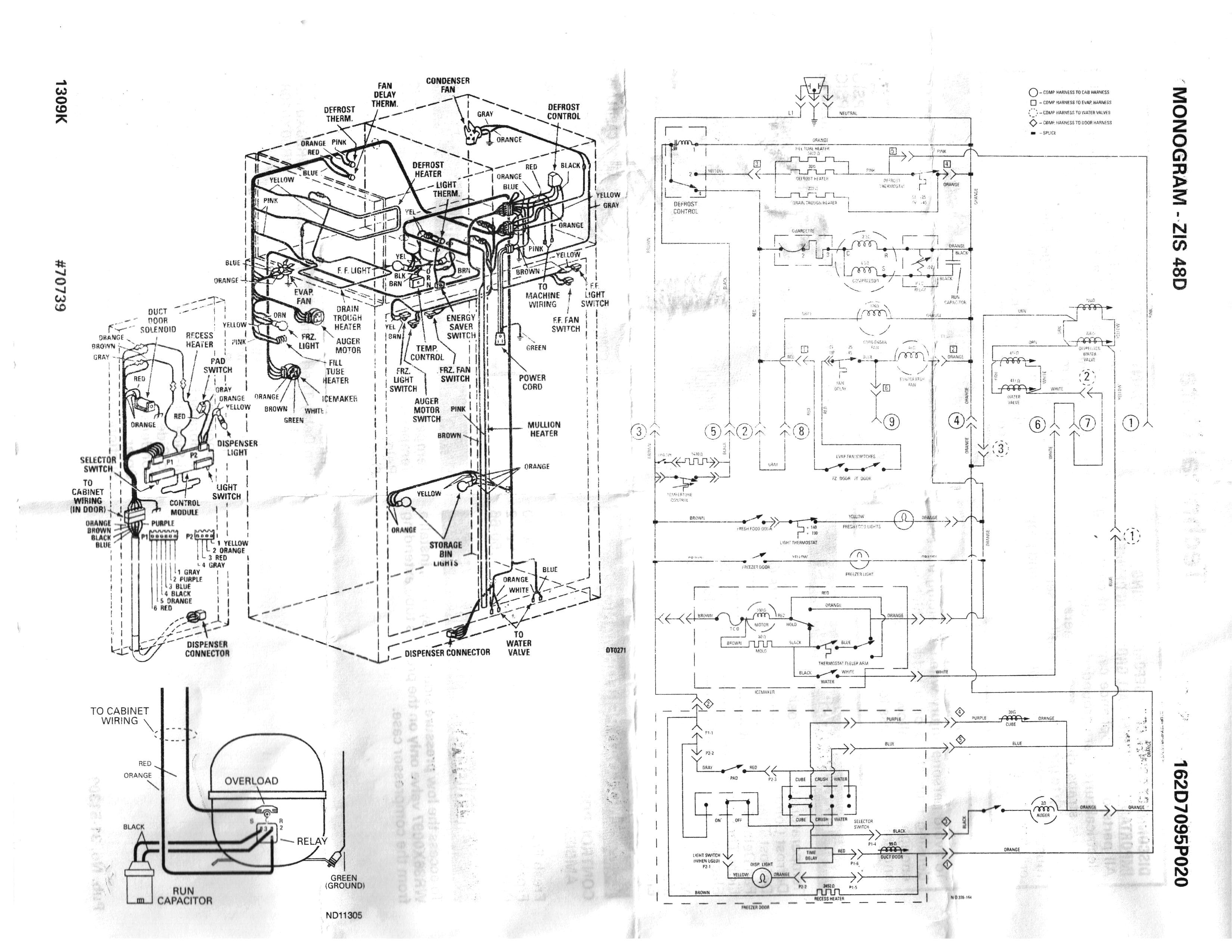 ge schematic diagrams